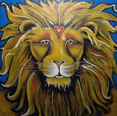 Lionheart (R.I.P. Cecil) Original by Joanne Green...♡☆♡