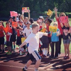 There is no joy like the joy experienced with Special Olympics!