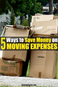 Moving is expensive! The costs are still high even if you DIY, often because of all the unforeseen things you need once you get to your new place. I love that this post has some great suggestions on how to save money every step of the way.