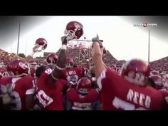 Countdown to Football Time in Oklahoma 2013