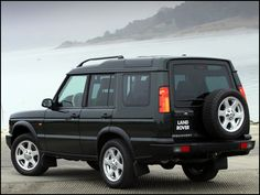 2003 Land Rover Discovery -- can't explain it, but I have always wanted this car. Still want it. :)