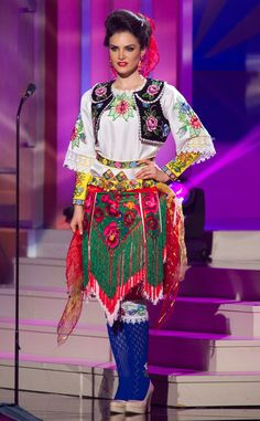 Miss Albania from 2014 Miss Universe National Costume Show | E! Online