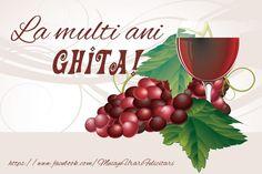 La multi ani Ghita!