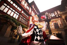 Joker (Black Butler) by REIKA