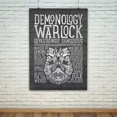World of Warcraft Class Specialization / Roleplaying / Fantasy Inspired Poster - Demonology Warlock - Clothing, Art Prints and Posters Available now! #worldofwarcraft #wowwarlock #demonologywarlock #worldofwarcraftwarlock #warcraftart #warlockart #realmone #realmonestore #rpgclass #warlocktshirt #worldofwarcrafttshirt #worldofwarcrafttee