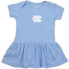 326c05fc7049 UNC Tar Heel Skirted Dress (Only 24M Left). Onesie DressBaby ...