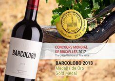 Un nuevo reconocimiento, medalla de oro en el Concours Mondial de Bruxelles