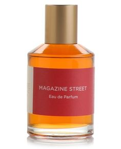 Magazine Street is a natural botanical Floral Woody Musk fragrance from Strange Invisible Perfumes who gives back to its muse: 8% of sales from every bottle supports the post-Katrina reconstruction efforts of Common Ground Relief, an exceptional non-profit organization working to sustainably rebuild New Orleans.    The composition is built around opulent magnolia with exotic vanilla and patchouli, delighted with vetiver and botanical musk. - Fragrantica