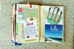 Alt. art book by Melissa Mann.
