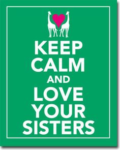 Alpha Epsilon Phi - sorority posters from Truly Sisters