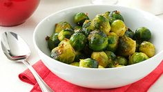 Garlic Brussels Sprouts. Transforming Brussels sprouts into a savory side dish is easy when you shop in-club.