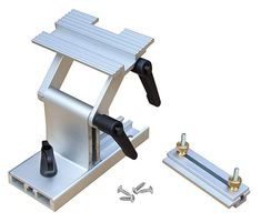 Bench Grinder Replacement Sharpening Tool Rest Jig for and Grinders and Sanders BG Essential Woodworking Tools, Antique Woodworking Tools, Unique Woodworking, Woodworking Workbench, Woodworking Workshop, Woodworking Hacks, Woodworking Patterns, Woodworking Techniques, Woodworking Furniture