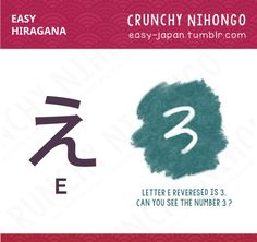 Crunchy Nihongo! - BASIC - EASY HIRAGANA  Let's get to the basics~ ...