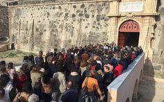 Trabalhadores da Câmara Municipal de Elvas visitaram Forte da Graça
