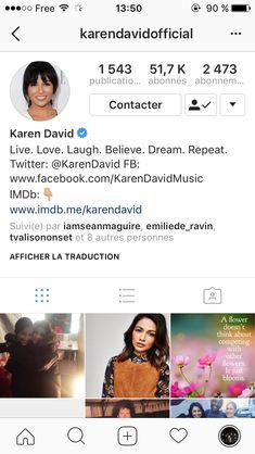 Karen David ( Jasmine )