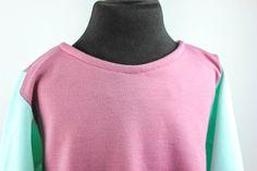 Tutorial: Einen Beleg nähen und Schnittmuster dafür erstellen (elastische Stoffe)