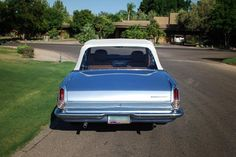 1965 Plymouth Valiant Signet Convertible for sale #1851817 | Hemmings Motor News