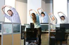 Anda Pekerja Kantoran? Ini Dia Tips Agar Tetap Dalam Kondisi Sehat