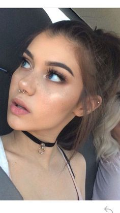 73 Best Stunning and Cutest Nose Septum Ring Nostril Piercing You Should Get ? 73 Best Stunning And Cutest Nose Septum Ring Nostril Piercing You Should Get ? Septum Piercings, Smiley Piercing, Piercing Tattoo, Spiderbite Piercings, Piercing Face, Septum Piercing Jewelry, Piercings For Girls, Nasal Septum, Cute Septum Rings