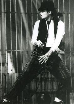 MICHAEL JACKSON MOONWALKER 1988