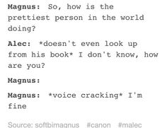 Magnus and Alec | Malec | TMI Shadowhunters | su_pectrum illustrated this! Go find it!