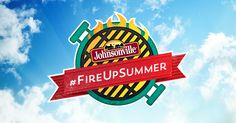 Big Green Egg. A Summer's worth of Johnsonville Sausage. The Ultimate Grilling Gear Collection. $1,000 for everything else. We want you to #FireUpSummer. Sweepstakes open to Canadian residents only.