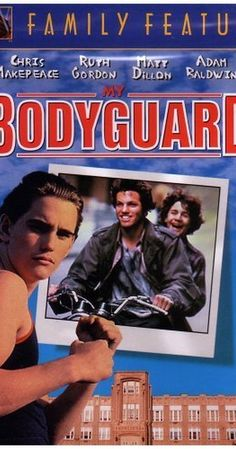 Directed by Tony Bill.  With Chris Makepeace, Adam Baldwin, Matt Dillon, Paul Quandt. When a boy comes to a new school and gets harassed by a bully, he acquires the services of the school's most feared kid as a bodyguard.
