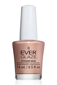 """The Top 2016 Nail-Color Trends To Try Right Now #refinery29  http://www.refinery29.com/nail-polish-trends-2016#slide-5  China Glaze's new Ever Glaze formula is somewhere between a polish and a gel — it goes on like a traditional lacquer, but wears for much longer. We suggest giving it a go in Beach Beige. China Glaze Ever Glaze Extended Wear Polish in Beach Beige, $4.45, available at <a href=""""htt..."""