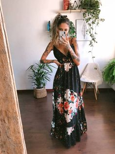 Looks Pinterest, Foto Fashion, Grunge Outfits, Out Of Style, Frocks, Beautiful Dresses, Going Out, Amanda, Ideias Fashion
