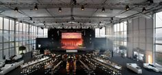Award of Excellence for corporate tent rental: INNOSCENE 11 - Event for Events