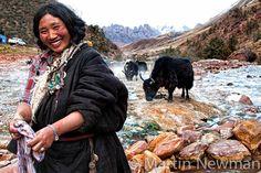 Kham Photo Gallery: Nangchen by Martin Newman