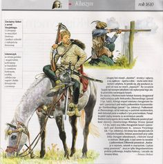 The Lisowczyk (plural, Lisowczycy) is a light cavalryman fielded by the Polish Commonwealth. Lead Adventure, Military Costumes, Thirty Years' War, Modern Warfare, Eastern Europe, 17th Century, Martial Arts, Renaissance, Medieval