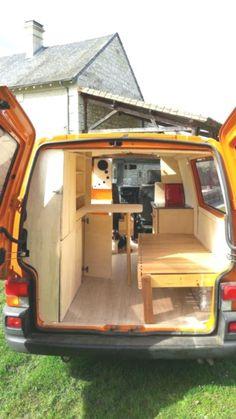63 Ideas for car camping bed camper conversion Camper Hacks, Vw Camper, Mini Camper, Camper Life, Camper Beds, Rv Hacks, Volkswagen Bus, Campervan Bed, Campervan Interior