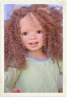 Annette Himstedt Doll Toki Sommer Kinder 2007 | eBay