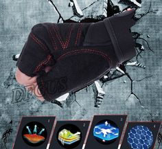Gym Body Building Training Sports Fitness WeightLifting Gloves For Men And Women Custom Fitness Exercise Training Gym Gloves   Read more at Bargain Paradise : http://www.nboempire.com/products/gym-body-building-training-sports-fitness-weightlifting-gloves-for-men-and-women-custom-fitness-exercise-training-gym-gloves/