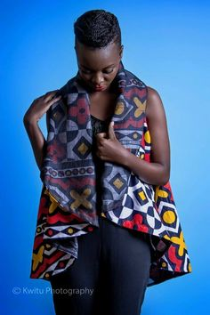 Sneak Peak Of Zimbabwe's ChizO's Lulu Collection Exhibits Pieces That Can Be Worn In Many Ways. African Inspired Fashion, African Print Fashion, Africa Fashion, African Print Dresses, African Fashion Dresses, African Dress, African Prints, African Attire, African Wear