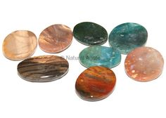 Worry stone-Mix Gemstone Worry stone