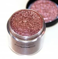 MAC 'Tan' Pigments | A must in your make-up bag. Brightens up my eye like no other!