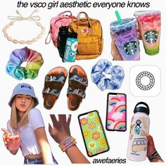 """It's a term to describe a girl that is """"on trend"""", and was motivated by the image app Vsco that enables you to publish pictures with flattering filter. Aesthetic Fashion, Aesthetic Girl, White Girl Starter Pack, Anel Harry Potter, Outfits Winter, Teenage Girl Gifts, Teen Gifts, Aesthetic Memes, Vsco Pictures"""