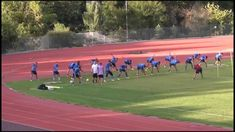 Complete soccer warm up ....6