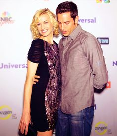 Yvonne and Zac #Chuck