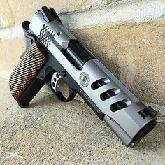 There's quite a lot to choose from for the best handguns in the market. Even conceal carry guns these days are equally reliable and sure to kick ass. Custom 1911, Custom Guns, Tactical Equipment, Tactical Gear, Weapons Guns, Guns And Ammo, 1911 Pistol, Colt 1911, Cool Guns