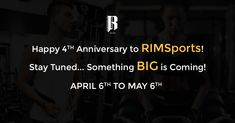 Are you ready for the heat? Get ready as RIMSports begins to celebrate its Year Anniversary. We have lots of fun and surprises planned! Watch this space for more! Fitness Journal, Fitness Tips, Beyond The Scale, Knee Wraps, Weight Lifting Gloves, Knee Sleeves, Something Big, Biceps Workout, Gym Gear