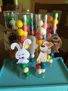 A personal favorite from my Etsy shop https://www.etsy.com/listing/452239968/the-secret-life-of-pets-candy-tubes-set