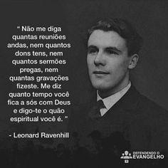 Leonard Ravenhill, Sola Scriptura, Bible Verses Quotes, God, Thoughts, Https Instagram, Amanda, Twitter, Life Lessons