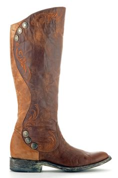 old gringo lakota boot brass