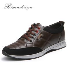SuperDeals 68% off! Hot Full Grain Genuine Leather Winter Men Shoes Casual Comfortable Light Weight Breathable Daily Wearing Outdoor Walking Shoes http://s.click.aliexpress.com/e/MFQ3jYbiu