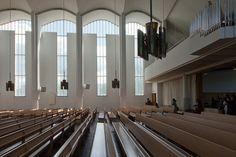 Seinäjoki - cross of the plains church- South Ostrobothnia province of Western Finland. - Etelä-Pohjanmaa.