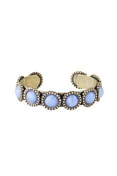Loren Hope Devon cuff in blue