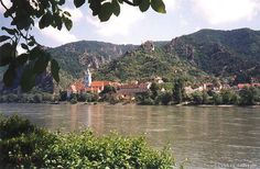 Durnstein Castle on the Danube Bike Trail.  Biking the trail was most exciting experience of my life.